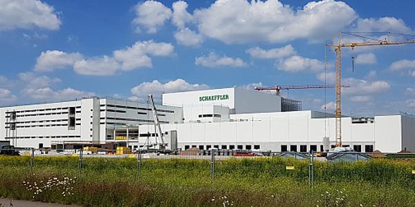 NEOVIA Logistics, Halle/Saale